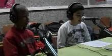 Quand les élèves découvrent la radio