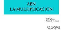 La multiplicación en ABN