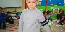 Taller Infantil 3 años. Primeros auxilios. Semana Cultural 8