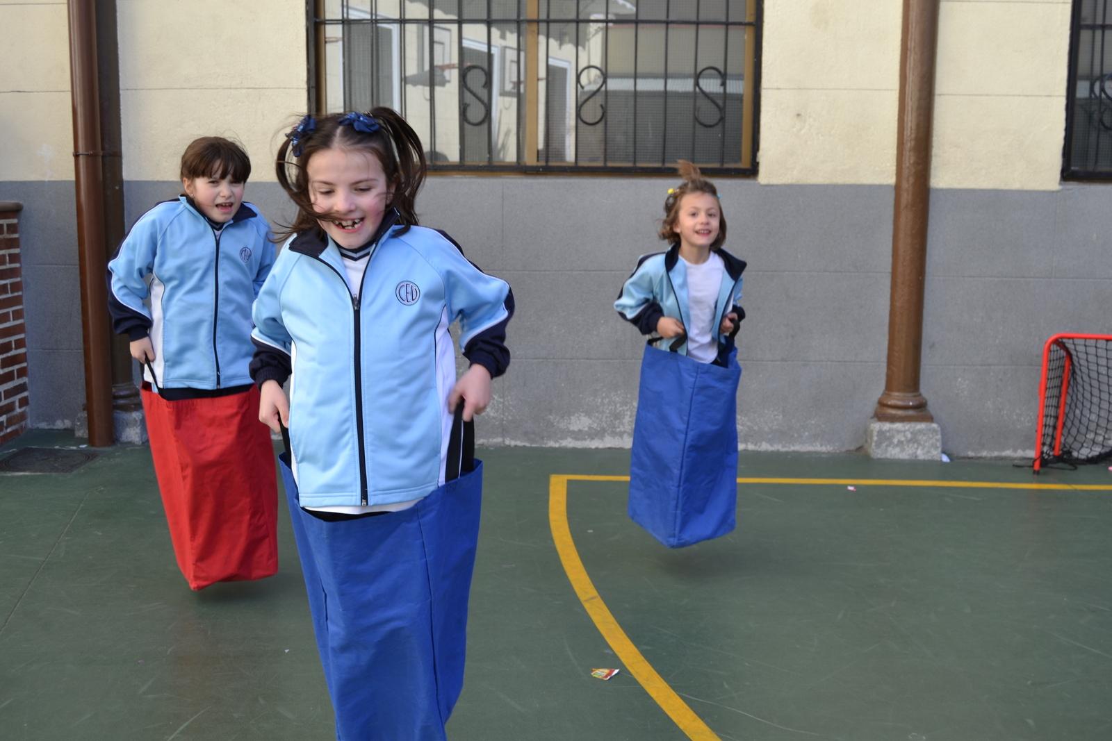 Jornadas Culturales y Deportivas 2018: JUEGOS 1º Y 2º EP 28