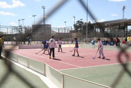 2017_03_28_Olimpiadas Escolares_Unihockey_Ceip Fernando de los Ríos 7