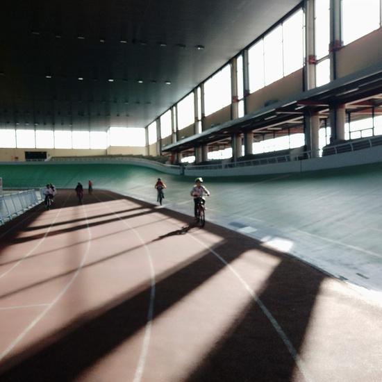 Madrid Olímpico, Velódromo de  Galapagar. 6º Primaria 8