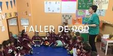 INFANTIL - 5 AÑOS A - PROYECTO - TALLER DE RCP - ACTIVIDADES