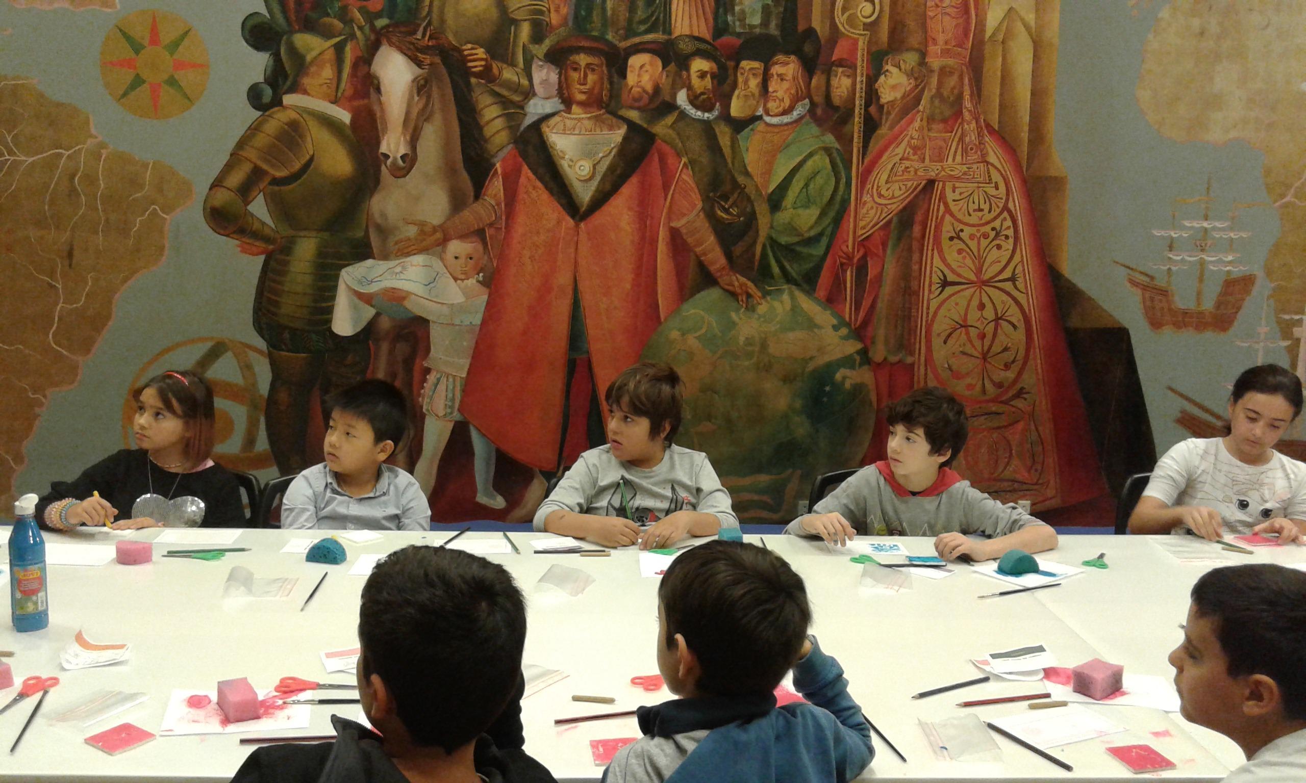 VISITA MUSEO DE LA MONEDA 9