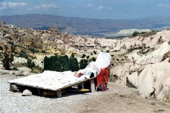 Valle Palomares, Capadocia, Turquía