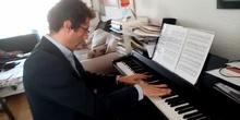 Chiarina (Carnaval) de Robert Schumann