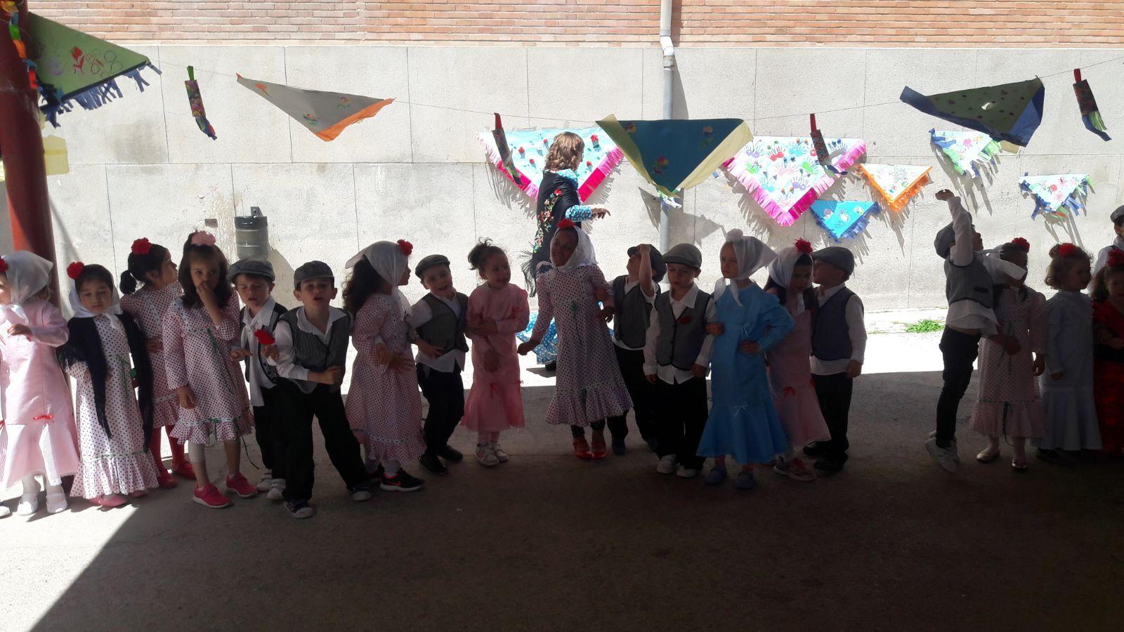 SAN ISIDRO INFANTIL 17-18
