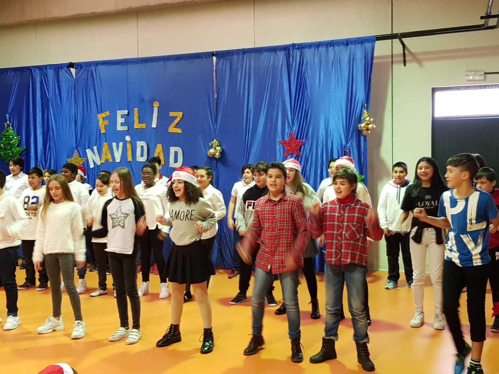 Último día - Festival navidad 21
