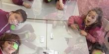 INFANTIL -  5 AÑOS B - SALIDA ARQUEOPINTO - ACTIVIDADES