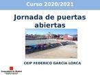 Jornada de puertas abiertas Lorca Alcorcón