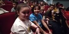 Visita al teatro de 4º y 5º de Primaria 4