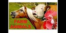 PRIMARIA - 2º - FARM ANIMALS - FORMACIÓN