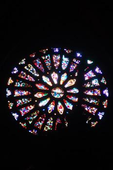 Rosetón de la Catedral de León, Castilla y León