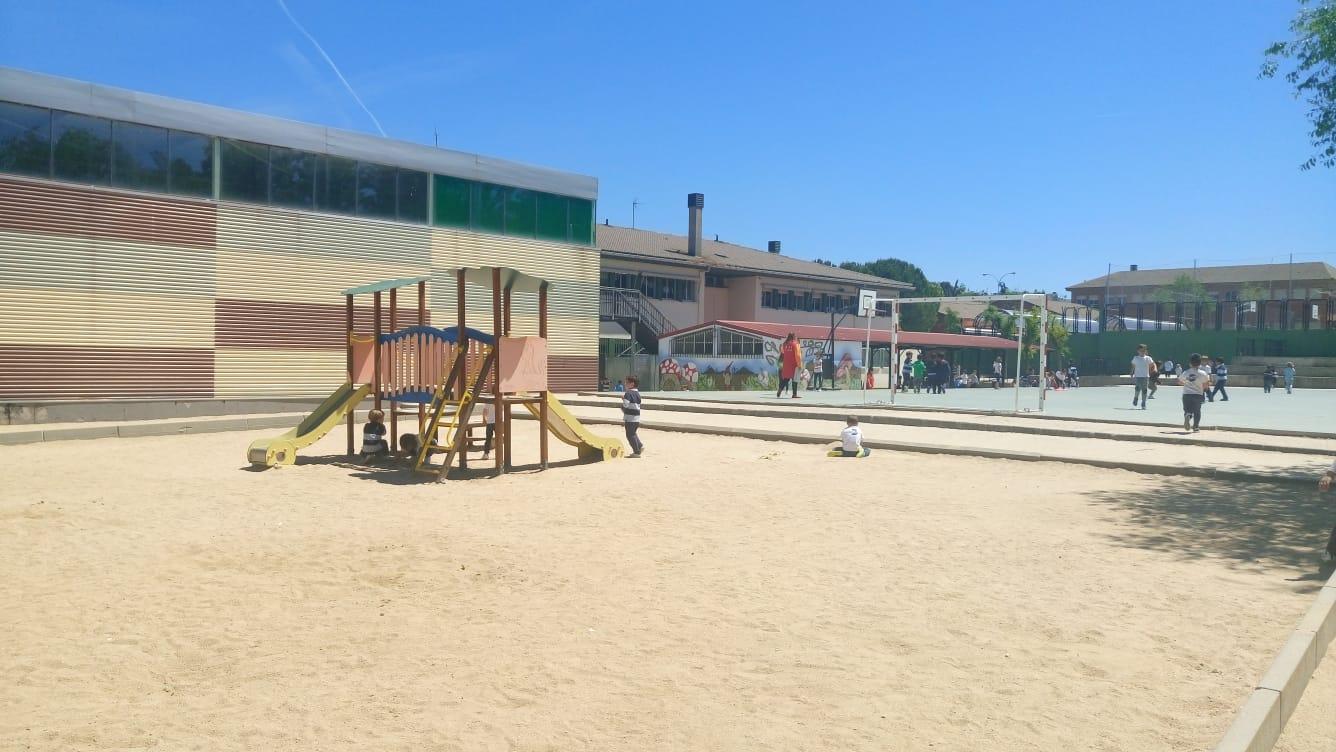 CEIP Fernando de los Ríos_Instalaciones_Edificio 6_2018-2019
