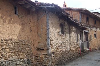 Calle de Calatañazor, Soria, Castilla y León