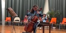 Jornadas Culturales concierto de alumnos