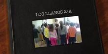 Proyecto Intergeneracional Los Llanos 2ºA