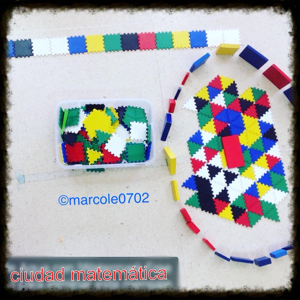 """Proyecto """"Ciudad matemática"""" 12"""