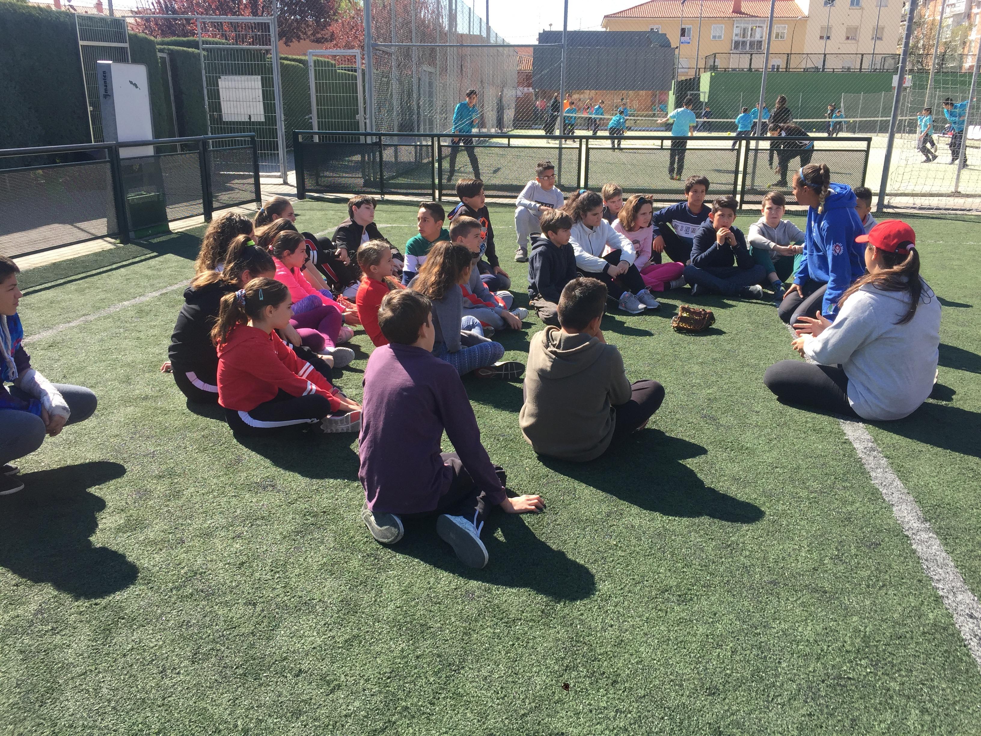 MAÑANAS ACTIVAS. Polideportivo San Vicente de Paul. 5