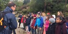 Excursión de tres días a Cercedilla 5º y 6º 15
