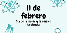 11 de febrero- Día de la mujer y la niña en la ciencia