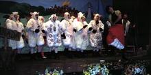 Carnaval, concurso de murgas - Badajoz