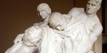 Monumento funerario del Panteón de Hombres Ilustres, Madrid