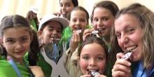 2018-04-09_Olimpiadas Escolares_CEIP FDLR_Las Rozas_Medallero 3