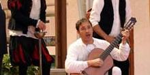 Representación teatral sobre la vida del Quijote, Casa Medrano,