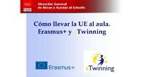 Erasmus+, eTwinning: Cómo llevar la UE al aula.
