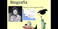 SECUNDARIA - JULIA CHILD - MUJERES PARA LA HISTORIA