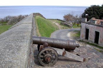 Bastión de San Miguel, Colonia, Uruguay