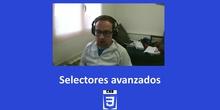 CSS3 - Selectores avanzados