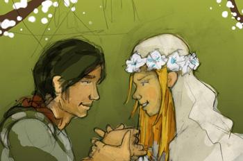 Boda de Laurencia y Frondoso