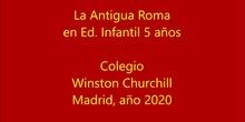 La Antigua Roma en Infantil 5 años