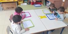 Los Conejos de Infantil 3 años disfrutan aprendiendo jugando_CEIP FDLR_Las Rozas