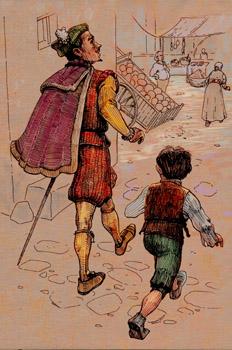 El Lazarillo y el escudero