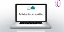 Crear una actividad evaluable en Raíces