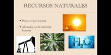 SECUNDARIA - 3° ESO - BIOLOGÍA - RECURSOS NATURALES NO RENOVABLES - AMELIE MEMBRUT - FORMACIÓN
