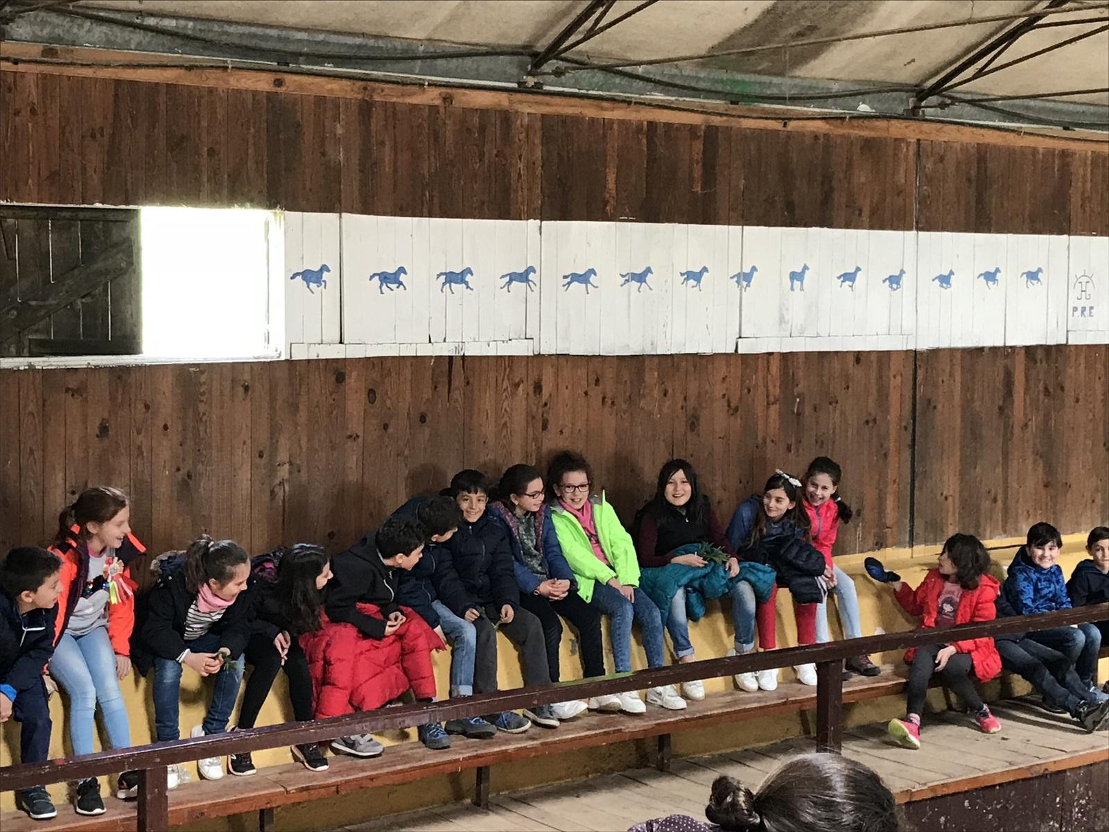 """Granja Escuela """"El Álamo"""" 3º y 4º EP_2 2"""
