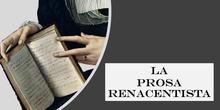 La novela renacentista