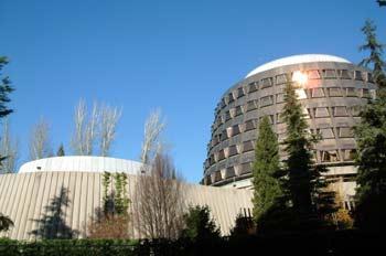 Tribunal Constitucional, Madrid