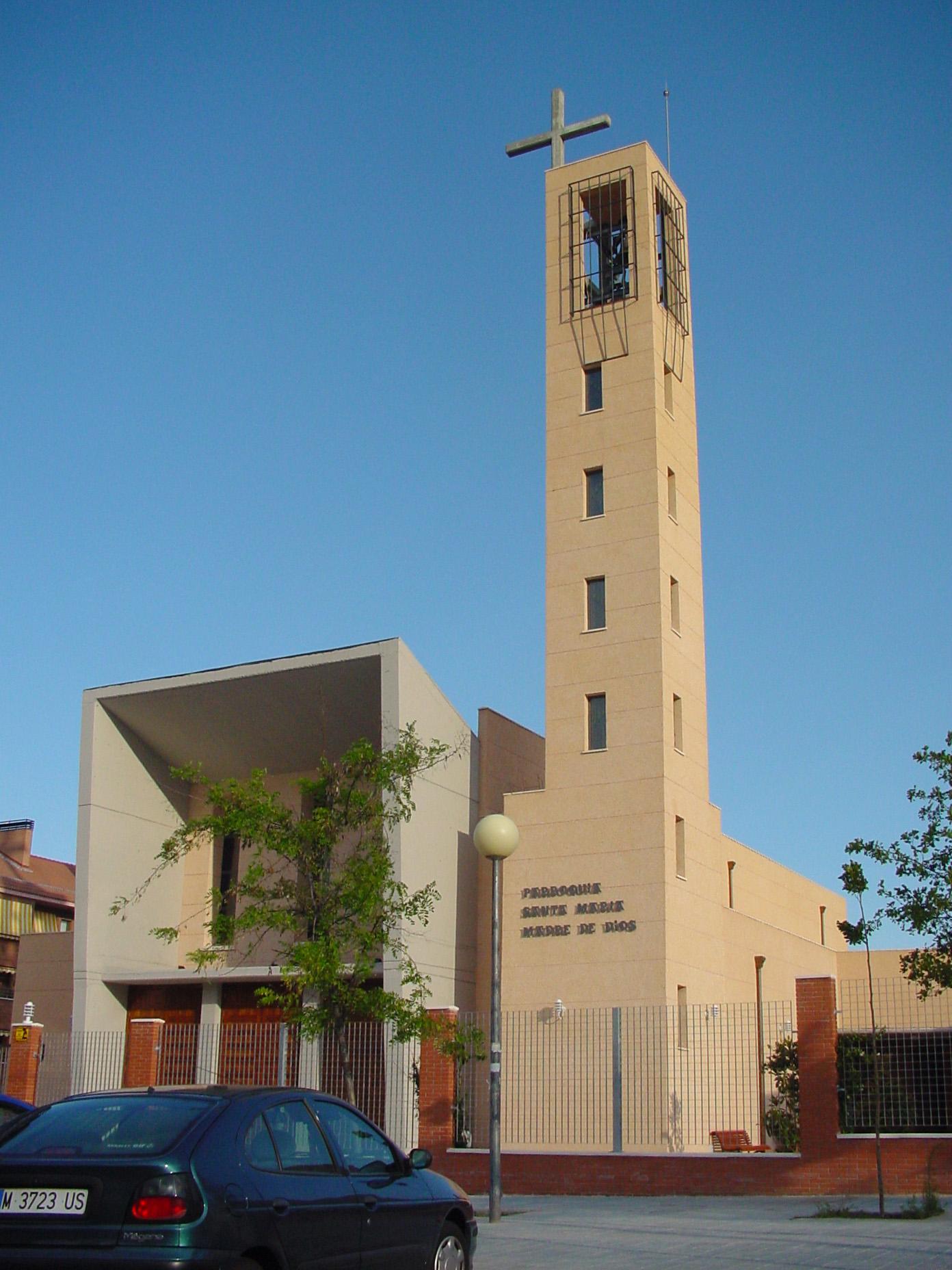 Parroquia de Santa María Madre de Dios en Tres Cantos