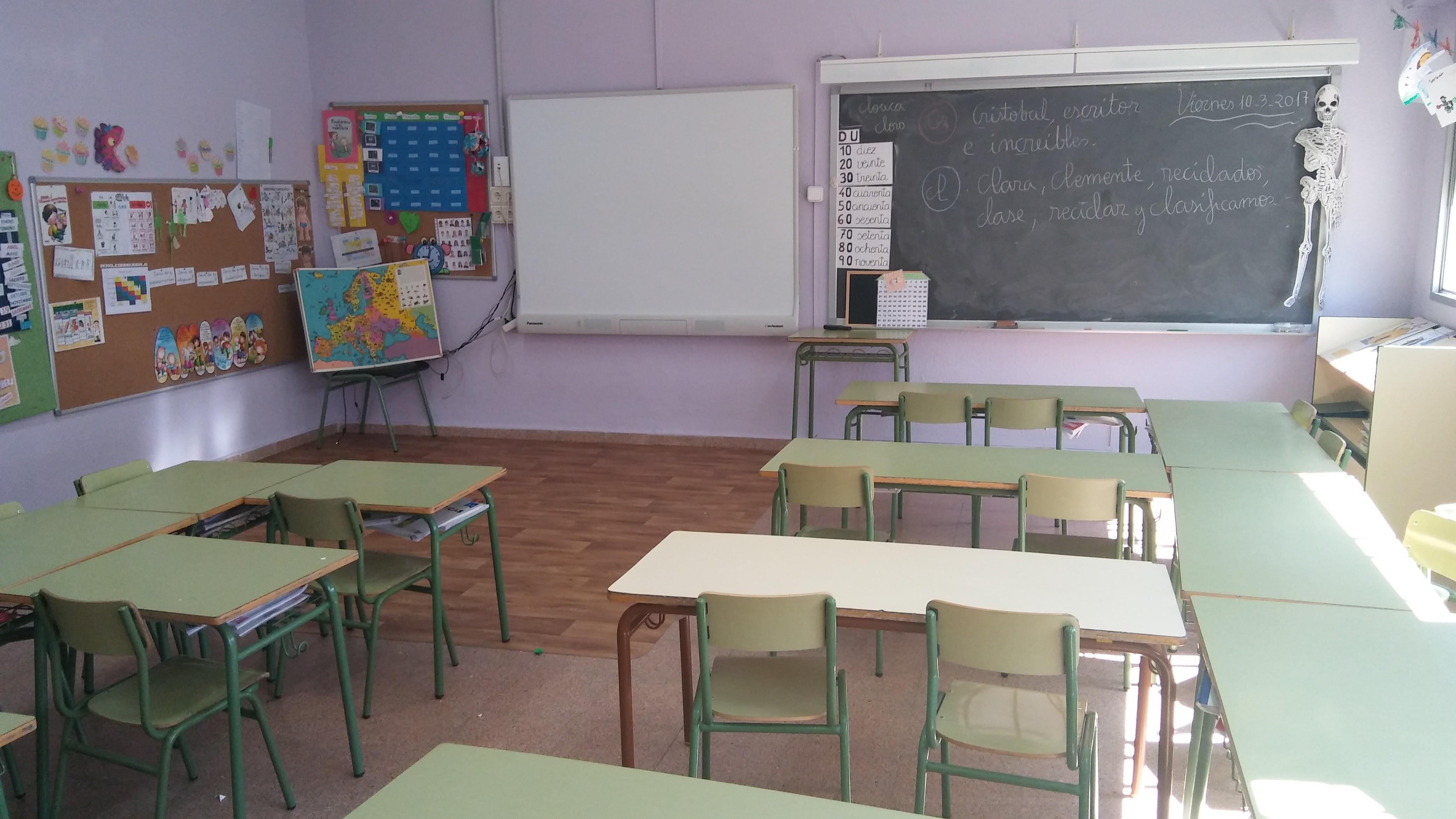 Aulas de Primaria 7