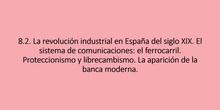 8.2. La revolución industrial