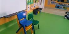 Planteando problemas con el mobiliario del aula