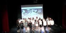 Actuación 5º Ed. Primaria Semana Cultural