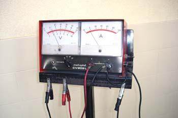 Voltímetro-amperímetro