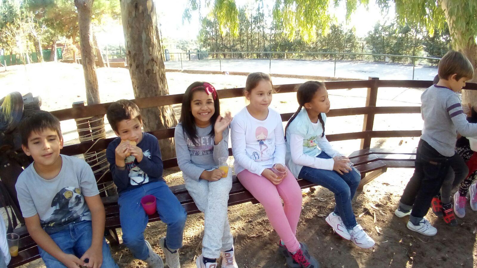 Granja Escuela 1º y 2º EP 2017-18 34