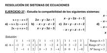 Teorema de rouche Frobenius